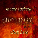Bathory Movie Website